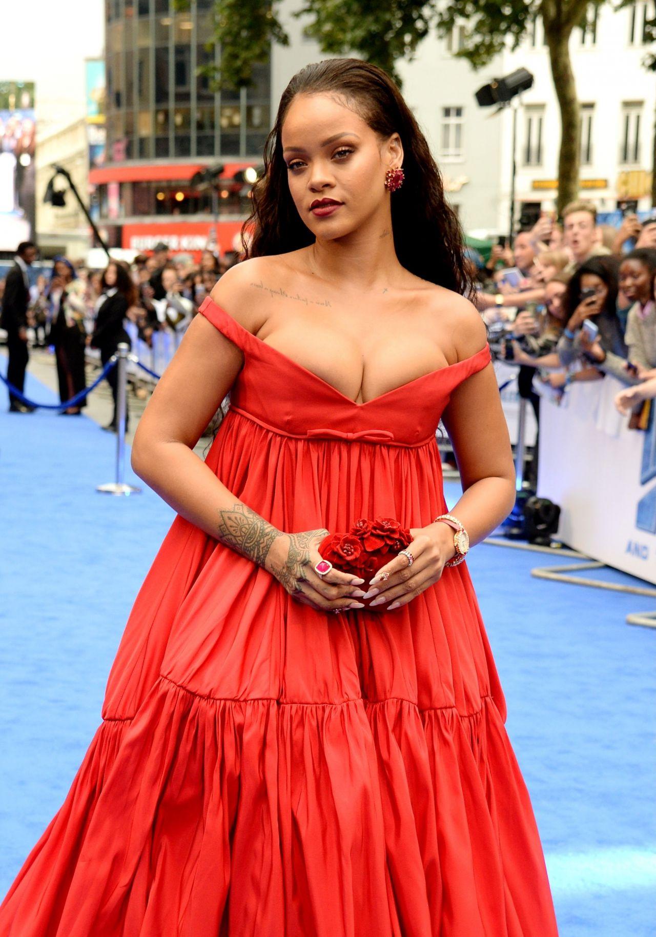 Рианна - Rihanna фото №984559 - Rihanna on Red Carpet ...