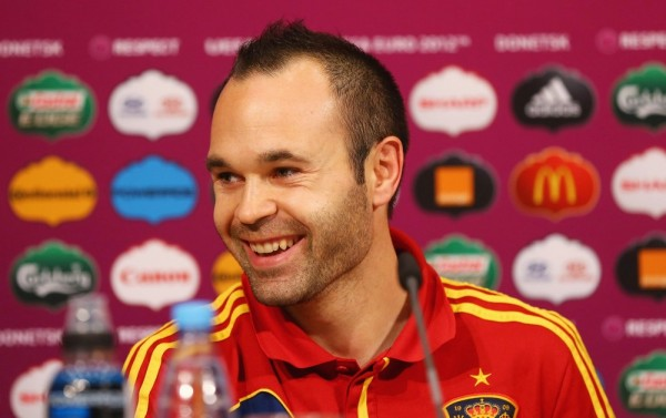 Andres Iniesta фото №528370