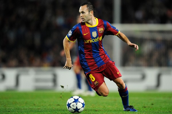 Andres Iniesta фото №465447