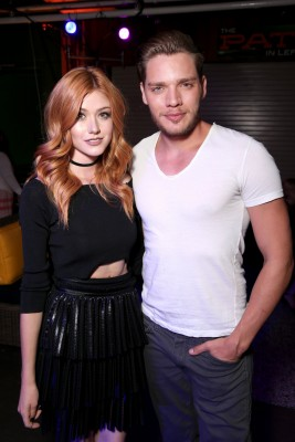 Dominic Sherwood фото №947213
