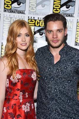 Dominic Sherwood фото №983693
