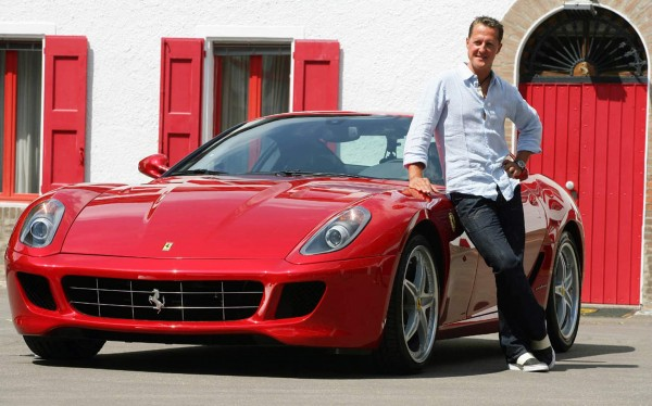 Michael Schumacher фото №266688
