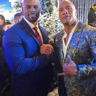 Dwayne Johnson инстаграм фото
